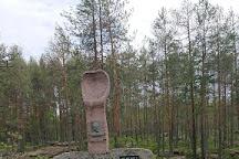 Pirunpesa, Jalasjarvi, Finland