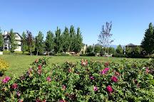 Pitt River Regional Greenway, Pitt Meadows, Canada