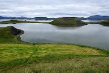 Skutustaoagigar, Reykjahlid, Iceland