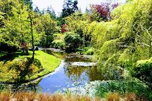 Japanese Garden, Mayne Island, Canada