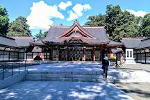 Hokkaido Gokoku Shrine, Asahikawa, Japan