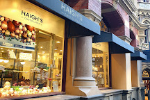 Haigh's Chocolates Collins Street, Melbourne, Australia