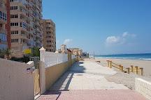 Playa Banco del Tabal, San Javier, Spain