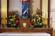 Chapelle Notre Dame de Grace, Saint-Mathieu, France