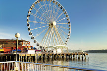 Seattle Great Wheel, Seattle, United States