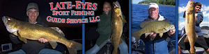 Late Eyes Sport Fishing Guide Service LLC