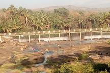 Mathur Aqueduct, Kanyakumari, India
