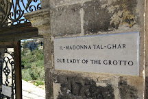Our Lady of the Grotto, Mellieha, Malta