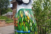 Bon Scott Statue, Kirriemuir, United Kingdom