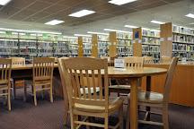 Cranston Public Library, Central Library, Cranston, United States