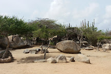 Ayo and Casibari Rock Formations, Aruba