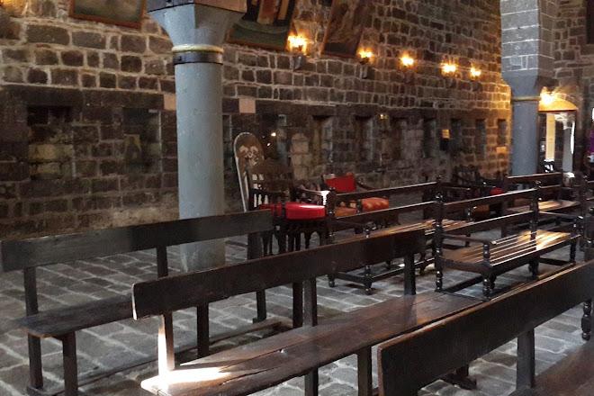 Visit Mar Petyun Keldani Catholic Church on your trip to
