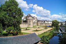 Jardin des Remparts, Vannes, France
