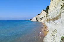 Loggas Beach, Peroulades, Greece