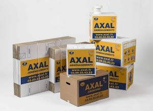 Déménageur AXAL