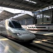 Железнодорожная станция  Malaga