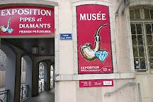 Musee de la Pipe et du Diamant, Saint-Claude, France