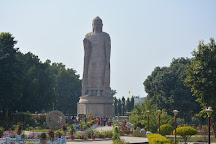 Statue of Standing Buddha, Varanasi, India