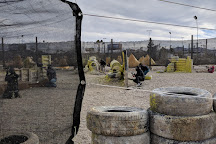 Combat Zone Paintball, Las Vegas, United States