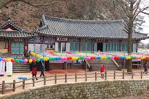 Nakhwaam Rock, Buyeo-gun, South Korea
