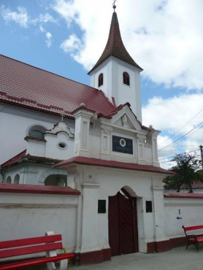 Biserica Evanghelică Baciu, Municipiul Sãcele, Braşov(+40 268 272 350)