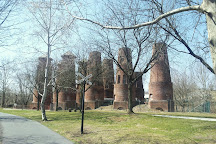 Saylor Park Cement Kilns, Coplay, United States