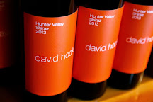 David Hook Wines, Pokolbin, Australia