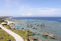 East Henna Cape, Miyakojima, Japan