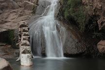 Ellison Creek Waterfall, Payson, United States