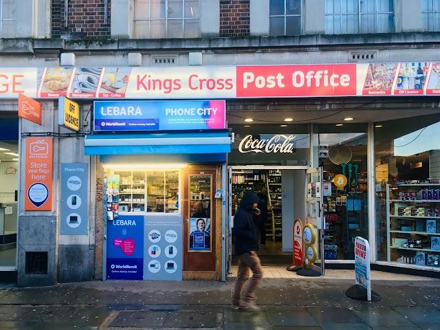 Kings Cross Post Office