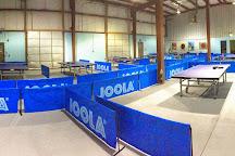 Smash Table Tennis Club, Fall River, United States