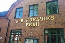 Forsviks Bruk, Forsvik, Sweden