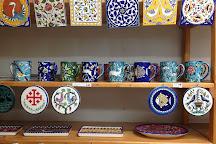 Jerusalem Pottery Hagop Karakashian, Jerusalem, Israel
