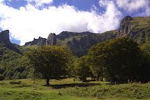 Vallee de Chaudefour, Chambon-sur-Lac, France