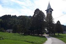 St. Martin's Church - Poljane, Poljane nad Skofjo Loko, Slovenia