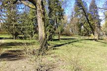 Park Staszica, Czestochowa, Poland