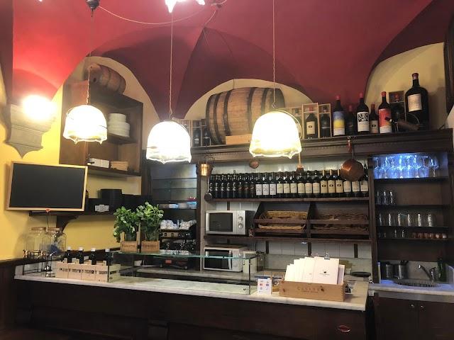 """Nerocarbone Firenze """"Bistrot Toscano"""""""