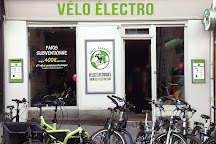 Velo Electro, Paris, France