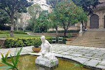 Jardins Munoz Ramonet, Barcelona, Spain