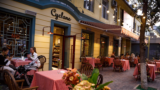 Cyclone Restaurant