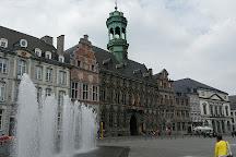Grand-Place de Mons, Mons, Belgium
