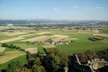 Burgruine Schaunberg, Eferding, Austria