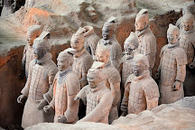 The Museum of Qin Terra-cotta Warriors and Horses, Xi'an, China