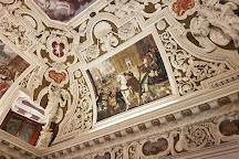 Palazzo Valenti Gonzaga, Mantua, Italy