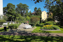Fuksinpuisto Park, Kotka, Finland