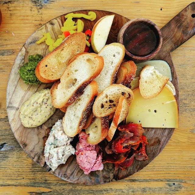 Mushroom Houseat Terrain Cafe-Glen Mills