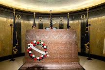 Lincoln Tomb & War Memorials, Springfield, United States