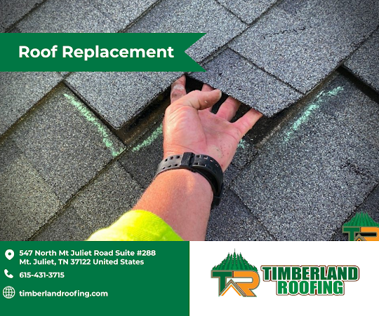 Timberland Roofing Services