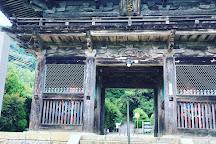 Konomineji Temple, Yasuda-cho, Japan