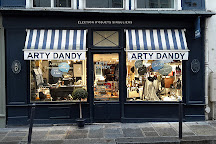 Arty Dandy, Paris, France